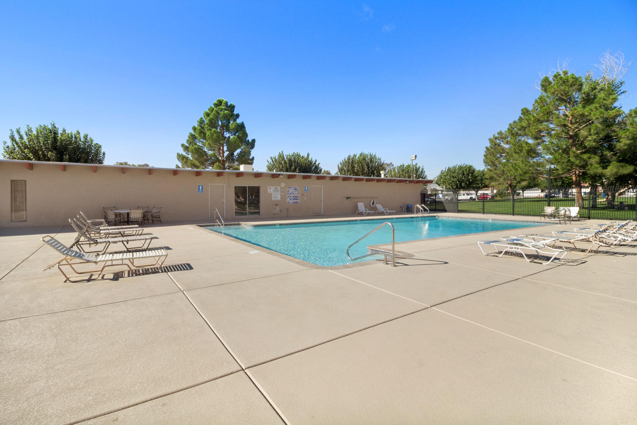 Las Vegas Pool Homes